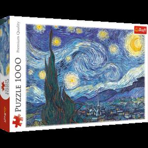 The Starry Night 1000 Bitar Trefl