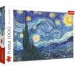 The Starry Night 1000 Bitar Trefl