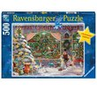The Christmas Shop 500 Bitar Ravensburger