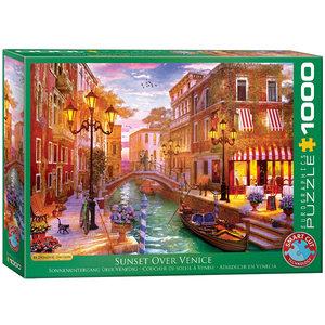 Sunset over Venice 1000 Bitar Eurographics Puzzle