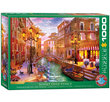 Sunset over Venice 1000 Bitar Eurographics Puzzle