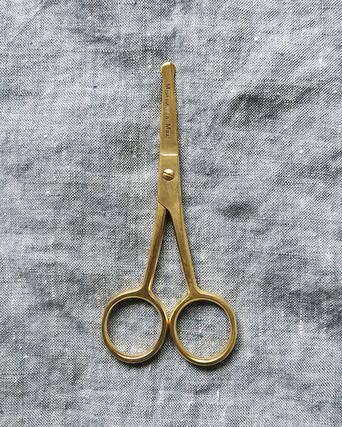 Blunt Embroidery scissors from Merchant & Mills