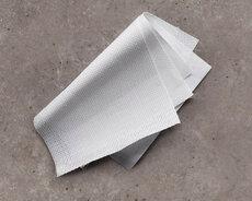 Aida fabric in white cotton