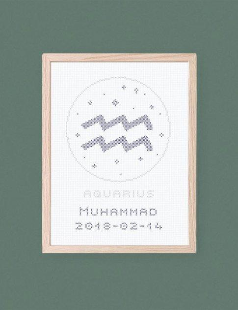 Vattumannen  - Zodiac signs