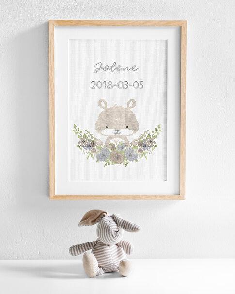 Mouse - Flower Friends