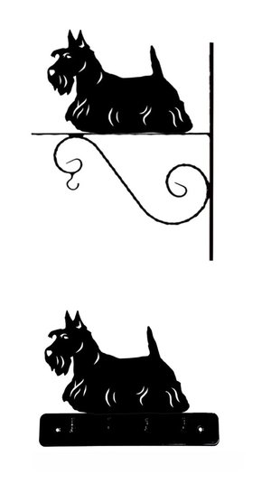 Grupp 3 - FCI  nr. 73 /  Skotsk Terrier