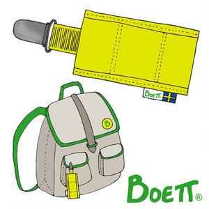 BOETT Reflex flärp med clips