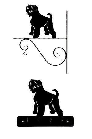 Grupp 2 - FCI  nr. 327 / Rysk Svart Terrier
