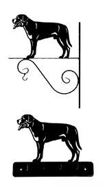 Grupp 2 - FCI  nr. 58 / Grosser Schweizer Sennenhund