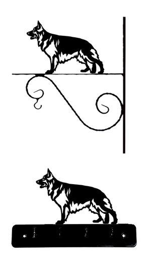 Grupp 1 - FCI  nr. 166 / Tysk Schäferhund Långhårig