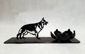 Grupp 1 - FCI nr. 166 / Tysk Schäferhund Långhårig (Ljus)