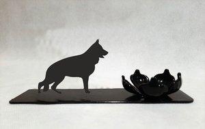Grupp 1 - FCI nr. 166 / Tysk Schäferhund Normalhårig (Ljus)