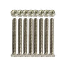 Extra skruv-set PVC ( 8+8 )