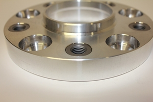 Bolt-on Spacers-X 4-bult D149 Max 4/120