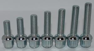 Låsbult M12x1.5 R12  25-55MM