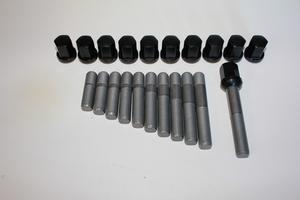 M14x1.5 Aluminiumbult