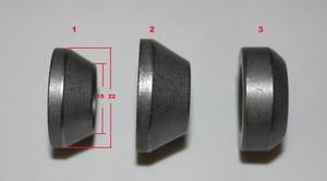 Bult Flytande Kona M14x1.5