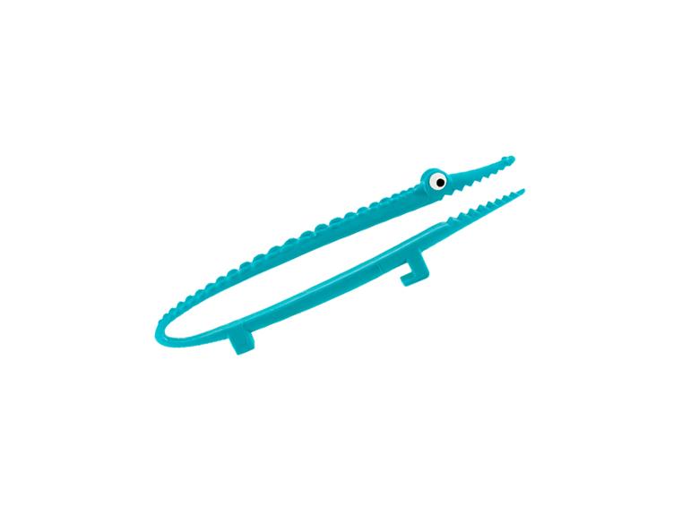 Kökstång, Minikrokodil, blå