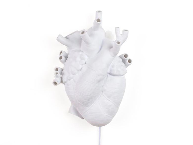 Lampa 'Hjärta' Seletti
