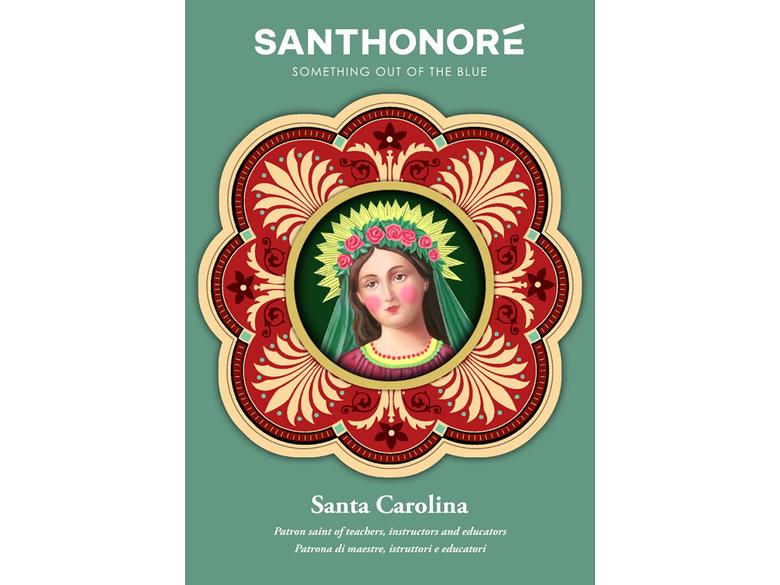 Ikon 'Sankta Carolina'