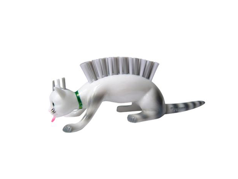 Nagelborste 'Caty' vit