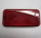 Sidomarkeringsljus Röd