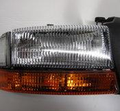 Framlampa komplett Höger sida