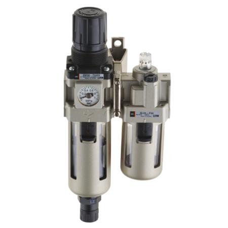SMC Luftberedningsenhet automatisk dränering