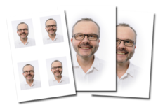 Egna ID/Körkortfoto/Visumbilder