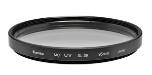 Kenko UV filter 95 mm