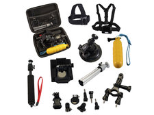 PRO-MOUNTS ACTION ACCESSORY KIT