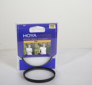 Hoya UV filter 72 mm