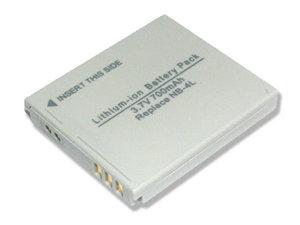 Batteri motsvarande Canon NB-4L