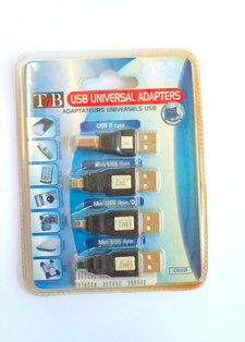 TnB USB Universal adapter
