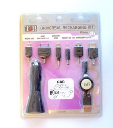 TnB Univeral recharging kit