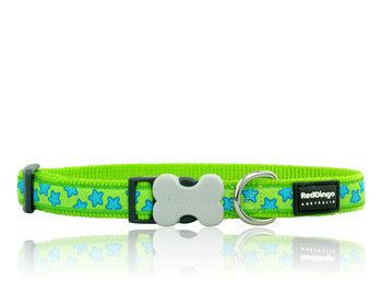 Stars Hundhalsband Lime