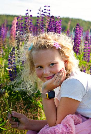 GPS klocka för barn