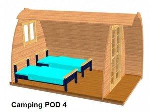 Fritidshus, Campinghytta