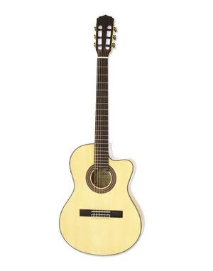 Klassisk gitarr, Aria A-48CE