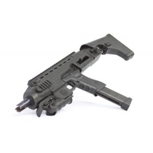 Airsoftpistol, APS Caribe Conversion Kit Black