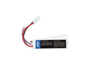 Batteri 7,4 V 1000mAh, Li-Po