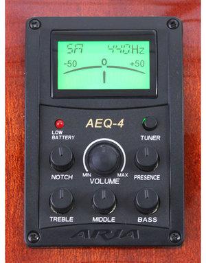 Aria Elektroakustisk FET-F1
