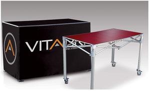 Bord, Pro Table, 70 x 133 cm, hopfällbart