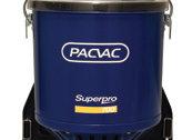 Ryggdammsugare PacVac, 220V