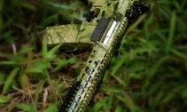 Airsoftrifle APS ASR114 Atacs FG, Low Profile Adapt Rail System Rifle