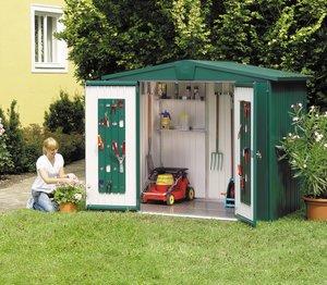 Trädgårdsskjul Europa 1
