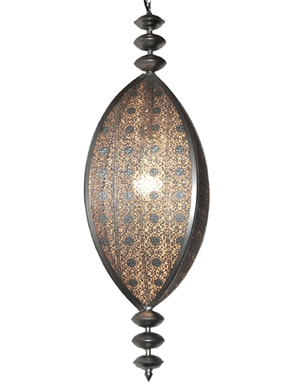 Lampa Gripsholm stor antiksilver färg shabby chic lantlig stil