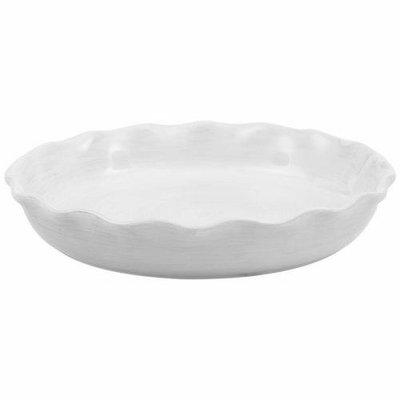 Ungsform rund vågad vit
