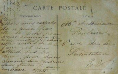 Old Document - stryka på bild