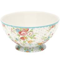 French bowl Wendy White Large